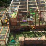 Fairbrother Farm Enclosure Aerial 2