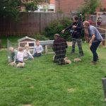 Fairbrother Farm On Channel 5 Milkshake Pets Rabbits