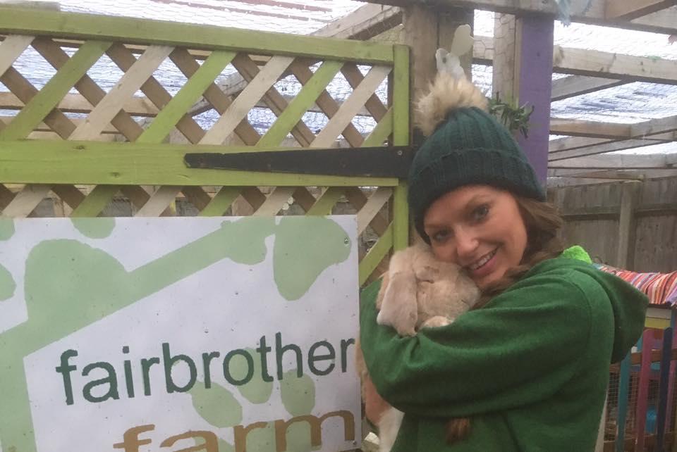 Natasha Fairbrother Farm