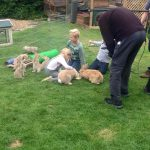 Fairbrother Farm On Channel 5 Feeding Rabbits